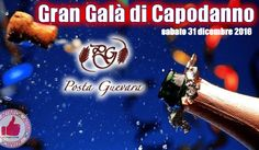 Gran Galà Di Capodanno Da Posta Guevara http://affariok.blogspot.it/