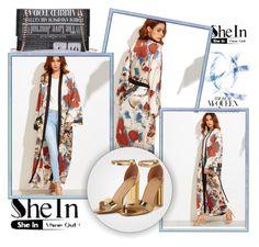 """shein"" by nejra-l ❤ liked on Polyvore"