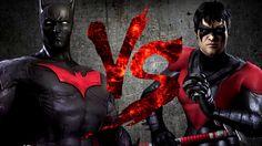 Бэтмен Будущего VS Найтвинг [Bifrost Fight Club 3.0]