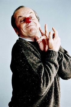 Jack Nicholson's silly face | by Willy Rizzo
