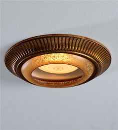Main image for Recessed Light Cap Ring with Fluted Trim