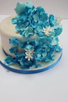 50th Birthday Celebration Cake  Cake by InsanelyCakes