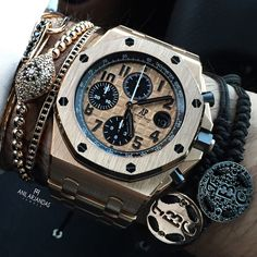 Audemars Piguet Royal Oaks RG.