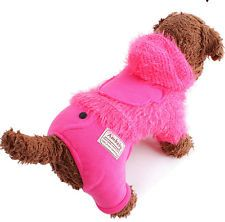 New Dog Cat Coat Winter Jacket Puppy Apparel Cat Hoodie Pet Supplies Products TR