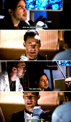 """""""Give me that thing in your hand"""" - 2024 Cisco, 2024 Julian and 2024 HR #TheFlash"""