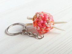 Schlüsselanhänger/Taschenbaumler: kleiner von Kreativhaekelshop