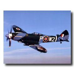 El Spitfire,para mi el mejor avión inglés de la segunda guerra.