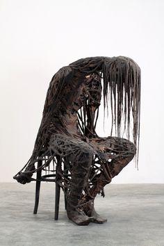 Sasha Vinci, Sculptures. Haunting sculptures and... - SUPERSONIC ART