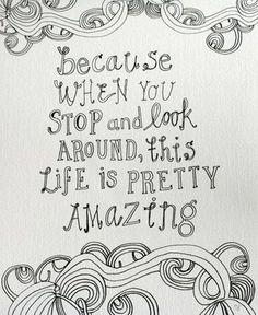 Life is Pretty Amazing Pendant Tray by jourdanshndmdjewels on Etsy, $6.00 today!