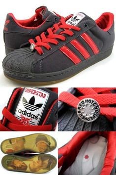 Red Hot Chili Peppers x Adidas Superstar