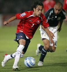 ORELLANA, Fabián | Forward | Real Club Celta de Vigo  (ESP) | @orellanafabi | Click on photo to view skills