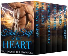 Total Shift of the Heart Giveaway