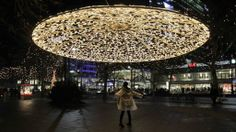 Christmas lights installations in berlin