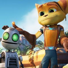 Ratchet and Clank Trailer -- Two unlikely heroes struggle to stop a vile alien in this animated adventure based on the video game, in theaters 2015. -- http://wtch.it/oRgHk