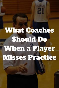 Coaching a youth basketball team can be incredibly frustrating. Especially when you arrive at practice and find out you've got fewer players than anticipated. In this article, I'll go into detail on what coaches should do when a player misses practice. Basketball Tricks, Basketball Practice, Basketball Plays, Basketball Is Life, Basketball Workouts, Basketball Skills, Basketball Coach, Basketball Uniforms, Rockets Basketball