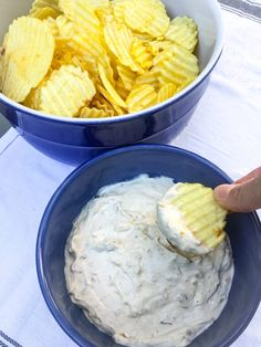 The Best Chip Dip