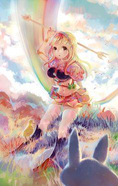 彩虹拉克絲 RAINBOW LUX