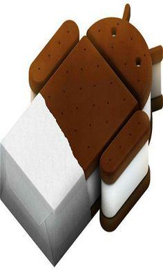 Android Chocolate Cake (^o^)