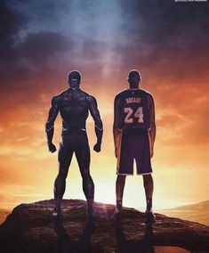Kobe Bryant Michael Jordan, Kobe Bryant 24, Black Panther Art, Black Panther Marvel, Black Art, Black Panthers, Ms Marvel, Kobe Bryant Iphone Wallpaper, Black Panther Chadwick Boseman
