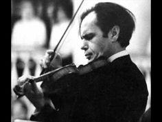 Glazunov: Three Pieces from 'Raymonda', Grand Adagio - Waltz - Interlude Leonid Kogan, violin Andrei Mytnik, piano Recorded 19 Ma. Best Violinist, Ballet, Conductors, Cello, Classical Music, My Eyes, Jazz, Composers, Musicals