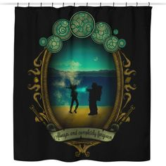 Always and Completely Forgiven - Shower Curtain
