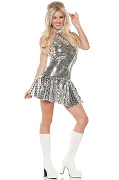 Check out the deal on Dance Fever Adult Costume - FREE SHIPPING at PureCostumes.com