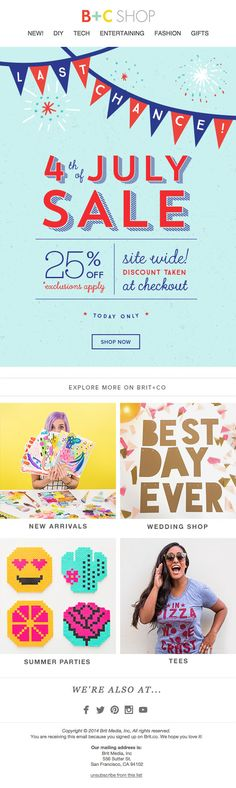 44 best 4th of july email design images email design email rh pinterest com