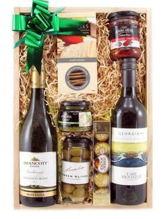 Gourmet Sauvignon Blanc Gift Hamper. One for everyone