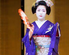 舞 (Traditional Dance) | da walkkyoto