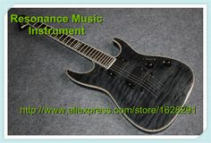 New Arrival High Quality ESP Horizon Electric Guitar Chinese Kits Custom Available