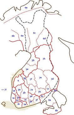Finnish Language, Native Country, Arctic, Maps, Southern, Middle, Group, Historia, Finland