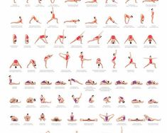 Primary Series of Ashtanga Vinyasa Yoga,Ashtanga Yoga ...