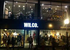 Concierto The Retrievers en Wilco VItoria-Gasteiz. Espacio:Moda:Arte