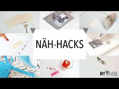 DIY MODE | Näh-Hacks & Nähtipps im Test