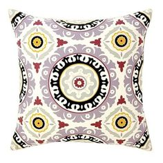 I pinned this Suzani Henna Pillow from the Mix in Medallion event at Joss and Main!