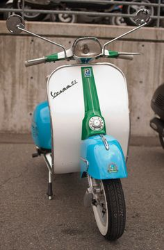 1964 Vespa GL. Photo by © 2013 Rugen Reyes