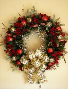 ELEGANT CHRISTMAS AND SPECIAL OCCASION DECORATIONS