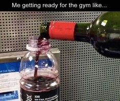 The Best Funny Pictures #winejokes