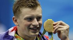 Rio Olympics 2016: Adam Peaty wins GB's first medal with swimming gold