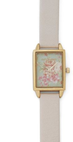Bouquet Of Hours Watch - Lyst