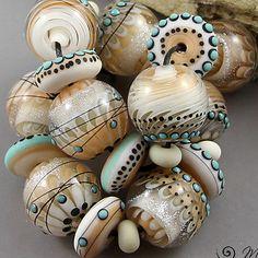 Magma Beads ~Sand stone m...