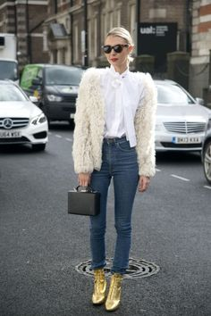 Women's Street Style - #fashion  #streetfashion #womensshoes