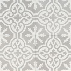 Grey Moroccan Bazaar Tile