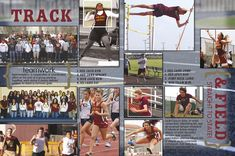 Yearbook spreads | Idea Garden Blog » Where Yearbook Design Comes To Life!