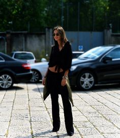 On the street Via Valtellina Milan www.maurodelsignore.com