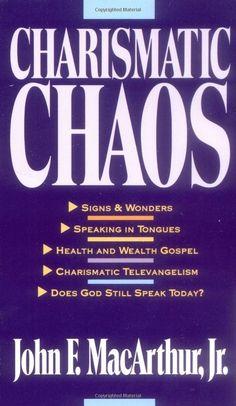 Charismatic Chaos Reprint