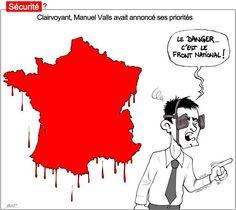 Les dessins de la semaine – Attentats de Paris - Egalite et Réconciliation