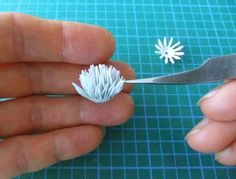 From My Craft Room: Paper Clover Flower Tutorial