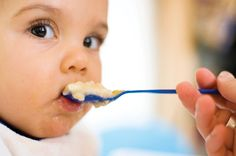 Ask the experts: Homemade baby food