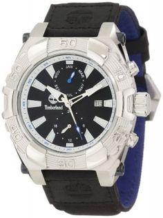 Relógio Timberland Men's 13332JS_02 Hookset Analog Multifunction 3 Hands Date Month Dual Time Watch #Relógio #Timberland